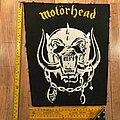 Motörhead - Patch - Motörhead backpatch