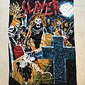 Slayer - Other Collectable - Vintage Slayer Flag