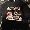 Autopsy - TShirt or Longsleeve - Autopsy Acts of the Unspeakable Sweatshirt