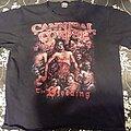 Cannibal Corpse - TShirt or Longsleeve - Cannibal Corpse The Bleeding