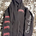 Sinister - Hooded Top - Sinister Cross the Styx hoodie