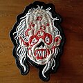 Cannibal Corpse - Patch - Cannibal Corpse Butchered At Birth Zombie