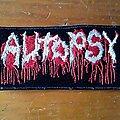 Autopsy - Patch - Autopsy Logo Patch