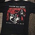 Faith No More. Mike Patton. - TShirt or Longsleeve - faith no more tshirt  king for a day short sleeve