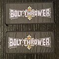 Bolt Thrower - Patch - Bolt Thrower Logo Patches