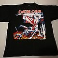 Cannibal Corpse - TShirt or Longsleeve - Cannibal Corpse - Tomb of the mutilated tour shirt