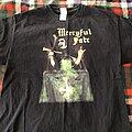 Mercyful Fate - TShirt or Longsleeve - Mercyful Fate evil eyes with lyrics