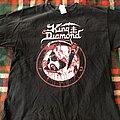 King Diamond - TShirt or Longsleeve - King Diamond halloween