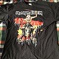 Iron Maiden - TShirt or Longsleeve - Iron Maiden spain 2016 event