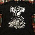 Deströyer 666 - TShirt or Longsleeve - Destroyer 666 australian antichrist