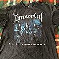 Immortal - TShirt or Longsleeve - Immortal sons of northern darkness
