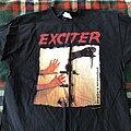 Exciter - TShirt or Longsleeve - Exciter violence & force