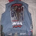 Death - Battle Jacket - My current vest progress
