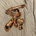 Bolt Thrower - Patch - Bolt thrower war master laser cut patch