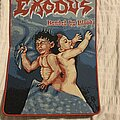 Exodus - Patch - Bonded by blood backpatch