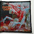 Cannibal Corpse - Patch - Wanted: CC death and suffocation