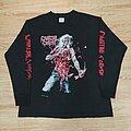 Cannibal Corpse - TShirt or Longsleeve - Vintage Cannibal Corpse 'Eaten Back To Life' 1992 Longslevee Death Metal