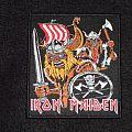 Iron Maiden - Patch - Iron Maiden - Vikings (Boot)