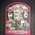 Motörhead - Patch - Motörhead Lemmy & Phil  tribute patch !!