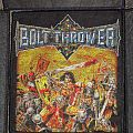 Bolt Thrower - Patch - Patch for Lex_metal