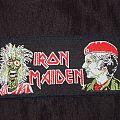 Iron Maiden - Patch - Iron Maiden - Women in Uniform Original