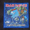 Iron Maiden - Patch - Patch Iron Maiden - The Final Frontier (Boot)