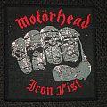Motorhead - Iron Fist (vintage)