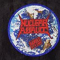 Nuclear Assault - Patch - Nuclear Assault - Handle With Care (original)