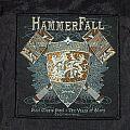 Hammerfall - Ten Years of Glory Patch