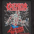 Kreator - Patch - Kreator - Extreme Aggresion (Original 1990)