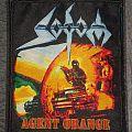 Sodom - Patch - Sodom - Agent Orange (new boot)