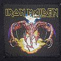 Iron Maiden - Live at Donington (original 1993) Patch