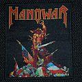 Manowar - Patch - Manowar Patch for Lex_Metal