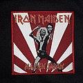 Iron Maiden - Maiden Japan Patch