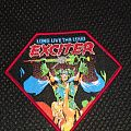 Exciter - Long Live the Loud (red borders)