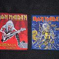 Iron Maiden - Patch - Iron Maiden - New Patches
