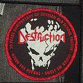 Destruction - Patch - Destruction - 30 Years Anniversary of German Old School Thrash