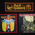 Iron Maiden - Patch - Iron Maiden - Boot Patches