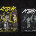 Anthrax - Patch - Anthrax - Among the Living