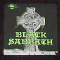Black Sabbath - Patch - Patch for Lex-Metal