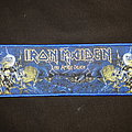 Iron Maiden - Live After Death strip Patch