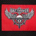 Bolt Thrower - Patch - Bolt Thrower - Red Skull