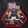Iron Maiden - Transylvania patch