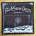Black Stone Cherry - Patch - Black Stone Cherry 'Between the Devil & the Deep Blue Sea' Patch