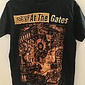 At The Gates - TShirt or Longsleeve - At the Gates - Slaughter of the Soul official T, Size S