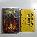 Deathhammer - Tape / Vinyl / CD / Recording etc - Deathhammer - Evil Power cassette