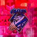 Saxon - Pin / Badge - Saxon enamel pin
