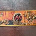 Slayer - Patch - Hell Awaits Strip Patch