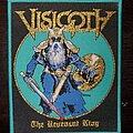 Visigoth - Patch - Visigoth The Revenant King Patch