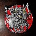Sanguisugabogg - Pin / Badge - Sanguisugabogg Official Pin